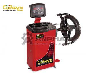 Máy cân bằng lốp xe máy Cormach