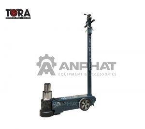 Kích thủy lực khí nén bánh xe Tora TR-80T2T