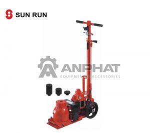Kích thủy lực khí nén bánh xe 50 tấn Sunrun STC-50