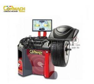 Máy cân bằng lốp xe tự động Cormach Touch mec 1000 Sonar