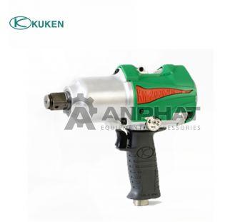 """Súng xiết bu lông khí nén 3/4"""" Kuken KW-2000pro-I"""