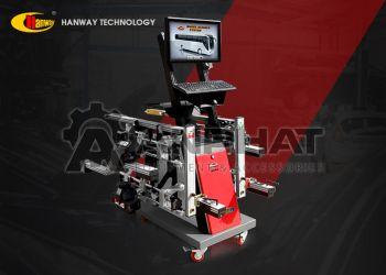 Máy cân chỉnh độ chụm dành cho xe tải Hanway