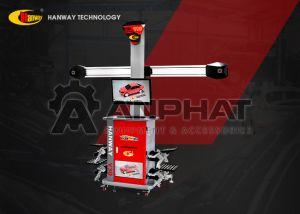 Máy cân chỉnh góc đặt bánh xe ô tô Hanway