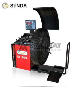 Máy cân bằng lốp xe tải Synda
