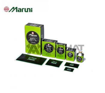 Miếng vá dùng cho lốp bố tròn (bố thẳng) MR-10 (Radial, 56x77mm) 20 miếng/hộp