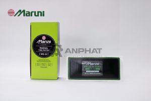 Miếng vá dùng cho lốp bố tròn (bố thẳng) MR-22 (Radial, 80x180mm) 10 miếng/hộp