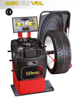 Máy cân bằng lốp xe du lịch Cormach MEC-820 VDL