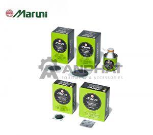 Miếng vá dùng cho lốp không săm MU-S1 (Vuông 60x60mm) 50 miếng/hộp
