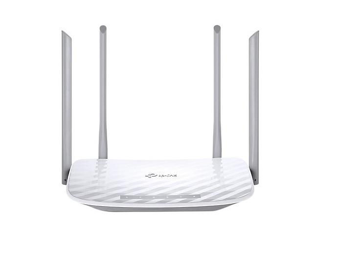 Router wifi băng tần kép TP-Link Archer C50 mang đến phạm vi tốt nhất