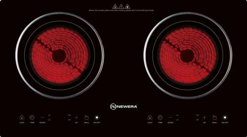 Bếp hồng ngoại đôi NewEra Đức NE8003CC
