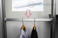 Thanh treo quần áo NewEra dài 3m