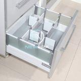 Ngăn kéo tủ bếp NewEra nâng cấp mở toàn phần giảm chấn, 30kg