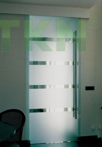 Ray trượt cửa kính Henderson Husky Glass 1 cánh kính 1250mm, 50kg