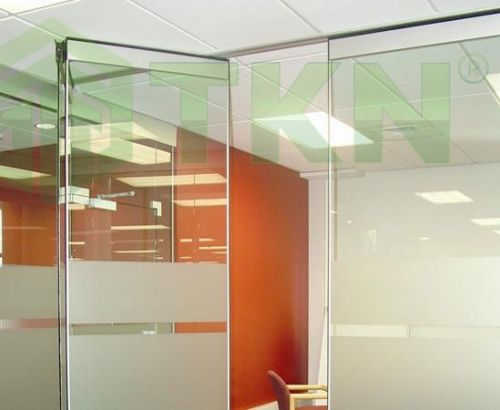 Ray cửa trượt gấp Henderson Flexirol Glass cánh kính rộng 900mm, tải trọng 1 cánh 125kg