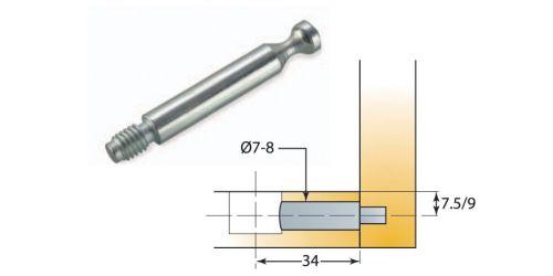 Chốt nối Titus 05971 dài 34mm