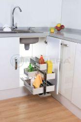 Giá đựng nước rửa chén NewEra inox hộp 304, rộng 350mm