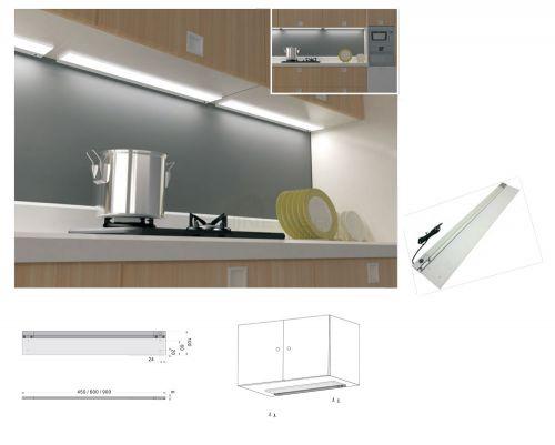 Đèn Led lắp nổi dài 450mm NE4A11.450A5