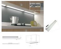 Đèn Led lắp nổi dài 900mm NE4A11.900A12.8