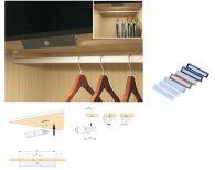 Đèn LED cảm ứng chuyển động dùng pin dài 210mm NE3371.210A1