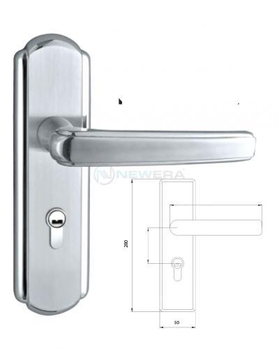 Khóa cửa tay gạt NewEra  NE0905MA