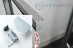 Đầu bịt thanh đỡ đợt, kệ, ngăn kéo NewEra NE4174.220