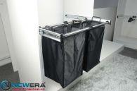 Khung rổ để quần áo chuẩn bị giặt 755-864mm