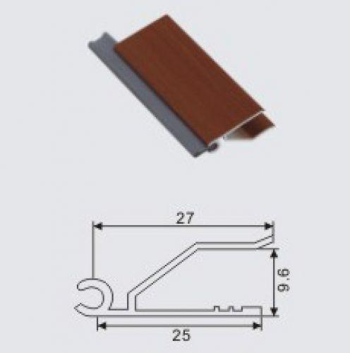 Nối thẳng dài3m chất liệu bằng nhôm