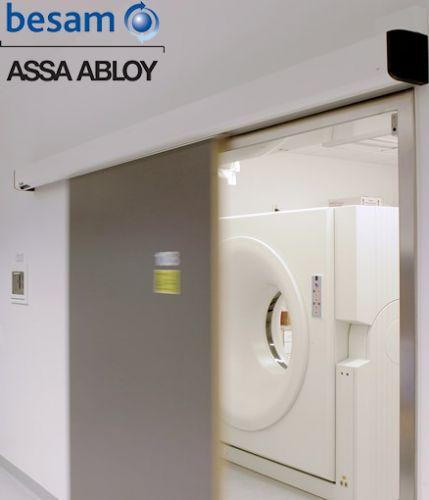 Cửa tự động phòng chụp X-Quang, chụp CT của Besam