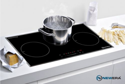 Bếp điện từ  NewEra 3 vùng nấu cao cấp NE73C3G