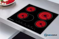 Bếp hồng ngoại 4 vùng nấu NewEra Đức