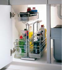 Giá Để Nước Tẩy Rửa Inox 304 Edel SP160C