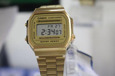 Giá đồng hồ casio chính hãng là bao nhiêu? UPDATE bảng giá mới 2019