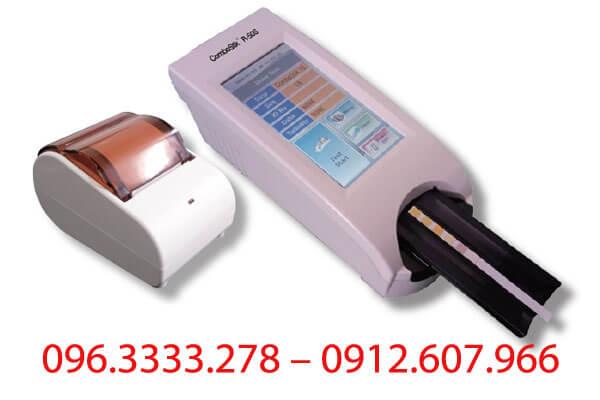 Hình ảnh máy xét nghiệm nước tiểu Combostik R50 11 thông số