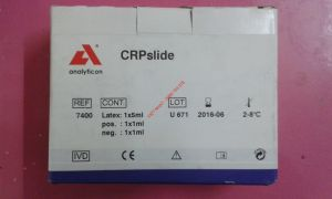 Test thử CRP Analyticon Đức