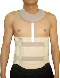 Áo cột sống Orbe - Orbe back support 330
