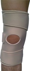 Băng thun gối - Knee brace H1 740
