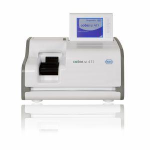 Máy xét nghiệm nước tiểu Roche Cobas U411