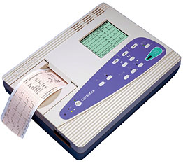 Máy điện tim 3 kênh ECG-9620L Nihon kohden