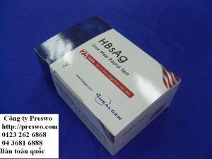 Test thử nhanh Healgen Mỹ (Giá rẻ nhất)