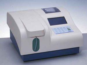 Máy xét nghiệm sinh hóa bán tự động URIT-810
