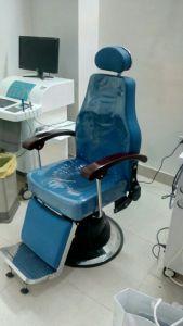Ghế khám và Điều trị  tai mũi họng