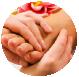 Massage chân