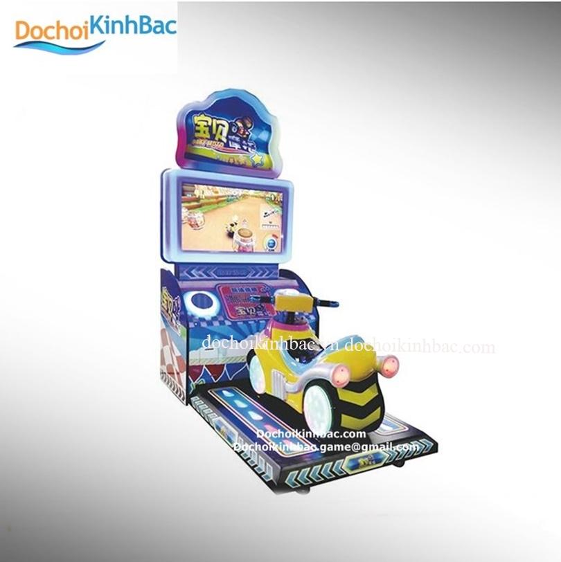 MÁY GAME ĐUA XE 3D BABY MOTOR DX006