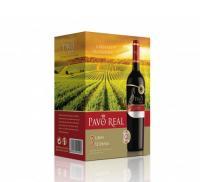 Rượu vang bịch PAVO REAL 3L
