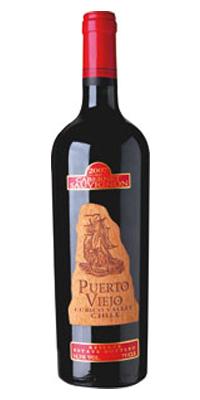 Rượu vang Puerto Viejo Cabernet Sauvignon