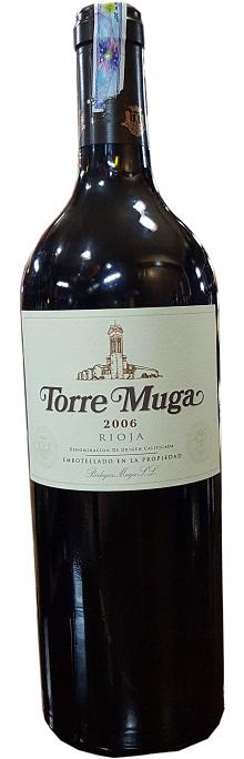 Rượu vang Torre Muga