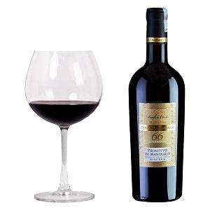 Rượu vang 66 Paolo e Carlo Primitovo Di Manduria Riserva