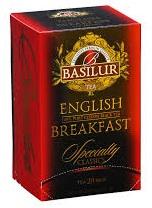Basilur English Breakfast 40g