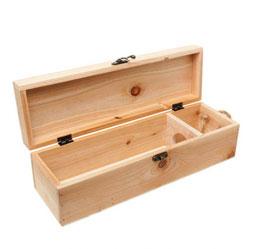 Hộp gỗ đơn