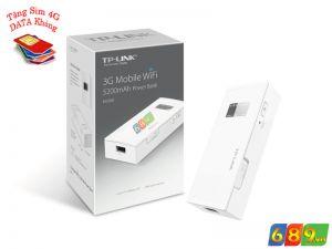 Bộ Phát Wifi 3G TP-Link M5360 Tốc Độ 21.6Mbps